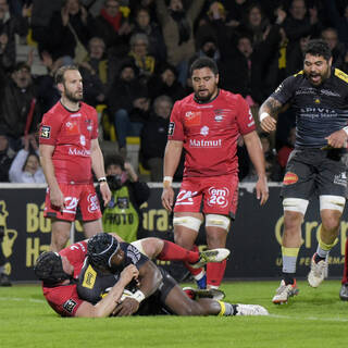 17/03/18 - Top 14 - J20 - Stade Rochelais 19 / 15 Lyon