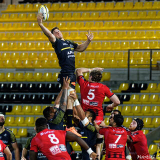 17/04/2021 - Top 14 - SR 38/23 Lyon