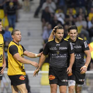 17/08/17 - Amical - Stade Rochelais 33 - 14 Agen