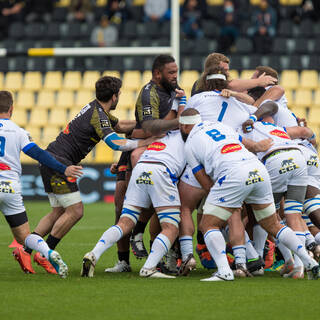 17/10/2020 - Top 14 - J5 - Stade Rochelais 62 / 3 Castres