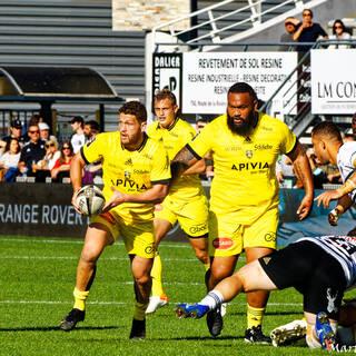 17/10/2021 - Top 14 - CA Brive 6 / 8 Stade Rochelais