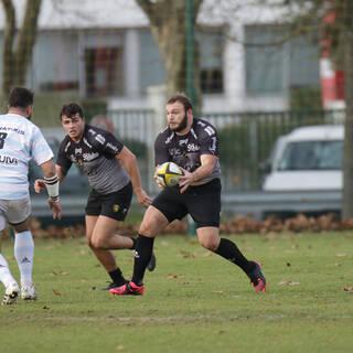 17/12/2017 - Espoirs - Stade Rochelais 41 / 22 Racing 92