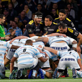 18/02/2018 - Top 14 - Racing 92 19 / 12 Stade Rochelais
