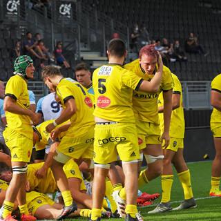 18/09/2021 - Espoirs - Stade Rochelais 30 / 22 Bayonne