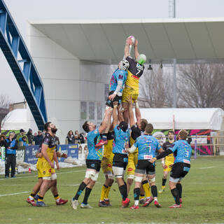 19/01/2019 - ERCC - J6 - Zebre 10 / 22 Stade Rochelais