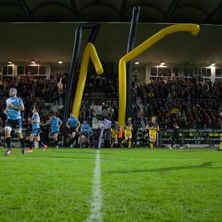 19/10/18 - ERCC - J2 - Stade Rochelais 64 / 26 Enisei-STM