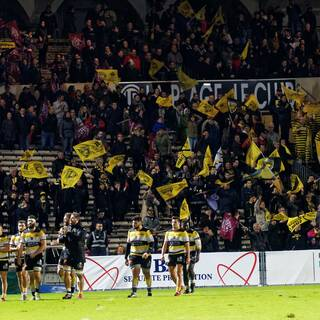 19/11/2016 - Top 14 - J12 - UBB 26 - 0 Stade Rochelais