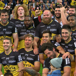 20/04/2019 - Challenge Cup - 1/2 - Stade Rochelais 24 / 20 Sale Sharks
