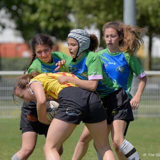 20/05/2018 - Tournoi Féminin 7 - U15 & U18