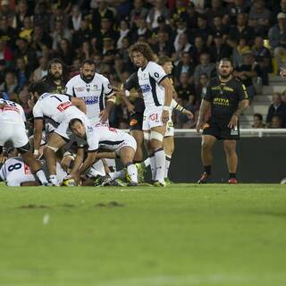 20/08/2016 - TOP 14 - J1 - SR 30-30 ASM