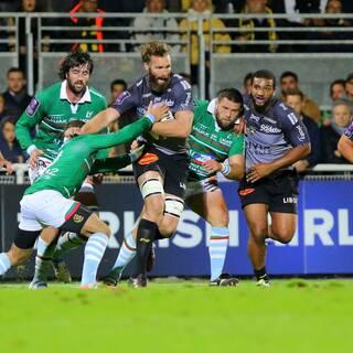 20/10/16 - ERCC - J2 - Stade Rochelais 54 - 21 Bayonne