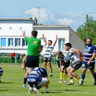 2019/05/05 - Espoirs - Demi-Finale - Stade Rochelais 24 / 23 UBB