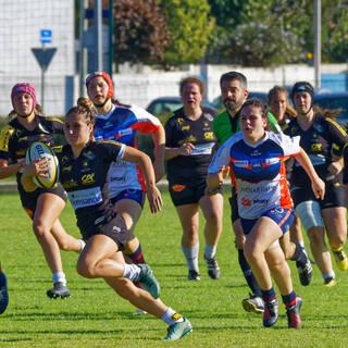21/10/18 - POC'ettes - J4 - Stade Rochelais 38 / 17 Limoges