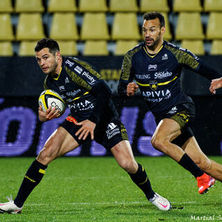 22/01/21 - Top 14 - Stade Rochelais 40 / 3 Bayonne