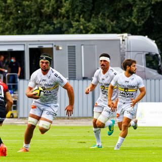 22/08/2020 - Amical - Stade Rochelais 0 / 38 Toulouse