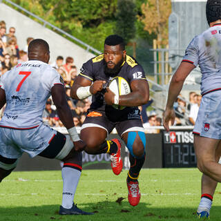 22/09/2018 - Top 14 - J5 - Stade Rochelais 30 / 13 Lyon
