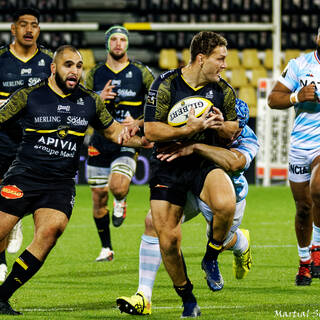 22/11/2020 - Top 14 - Stade Rochelais 9 / 6 Racing 92