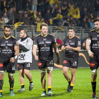 23/02/2019 - Top 14 - J17 - Stade Rochelais 14 / 27 Stade Français Paris