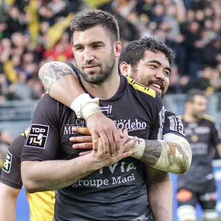 24/03/2018 - Top 14 - J22 - Stade Rochelais 31 / 20 Bordeaux Bègles