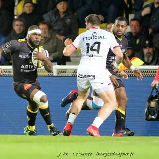 24/03/2019 - Top 14 - J20 - Stade Rochelais 19 - 23 Toulouse