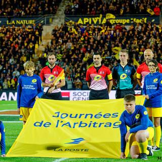24/10/2021 - Top 14 - Stade Rochelais 29 / 6 RC Toulonnais
