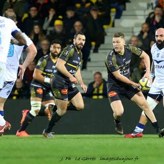 25/01/2020 - Top 14 - J14 - Stade Rochelais 35 / 30 Montpellier