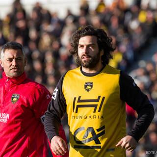 25/02/2018 - Top 14 - J18 - Stade Rochelais 20 / 27 Toulon