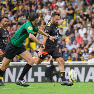 25/08/18 - Top 14 - Stade Rochelais 28 / 21 Grenoble