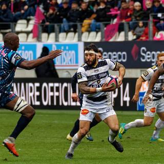 25/11/18 - Top 14 - J10 - Stade Français Paris 12 / 14 Stade Rochelais