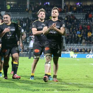 26/01/2019 - Top 14 - J15 - Stade Rochelais 27 / 25 Montpellier