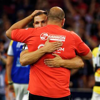 26/05/17 - Top 14 - Demi Finale - Stade Rochelais 15 - 18 Toulon