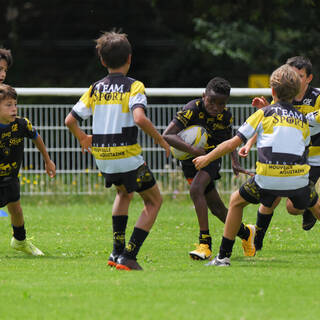 26/06/2021 - Tournoi U12 - Stade Rochelais / Massy