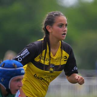 26/06/2021 - U15 filles - Tournoi mixte