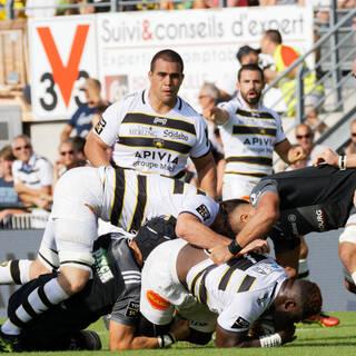26/08/17 - Top 14 - Brive 10 / 19 Stade Rochelais