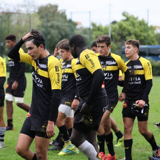 26/09/2020 - Cadets A & B - Matches amicaux VS Agen