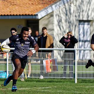 27/01/2018 - Espoirs - Stade Rochelais 50 / 3 Carcassonne