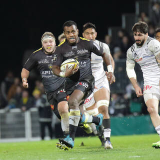 27/01/2018 - Top 14 - Stade Rochelais 33 / 24 Brive