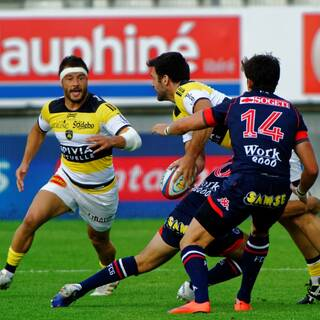 27/08/2016 - Top 14 - J2 - FCG 19 - 22 SR