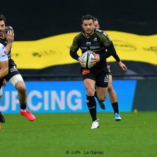 27/12/2020 - Top 14 - Stade Rochelais 22 / 9 Montpellier