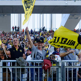 29/09/18 - Top 14 - J6 - UBB 34 / 22 Stade Rochelais