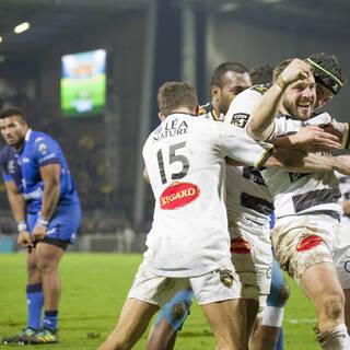 29/12/2018 - Top 14 - J13 - Stade Rochelais 53 / 27 Castres