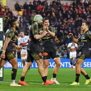 29/12/2019 - Top 14 - J12 - Stade Rochelais 40 / 8 Agen