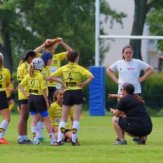 30/05/2019 - Tournoi Féminin U15 et U18