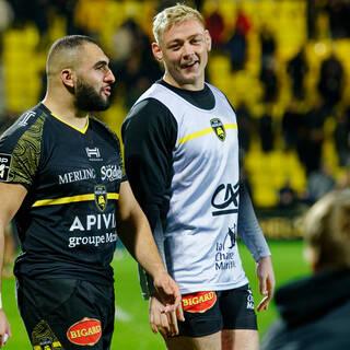 30/11/2019 - Top 14 - J10 - Stade Rochelais 22 / 13 Castres