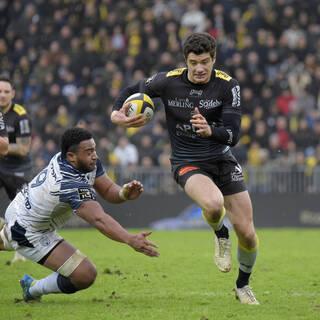 30/12/2017 - Top 14 - J14 - Stade Rochelais 47 / 6 Agen