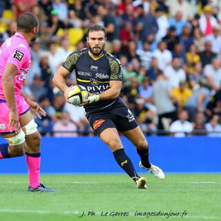 31/08/2019 - Top 14 - J2 - Stade Rochelais 28 / 26 Stade Français Paris