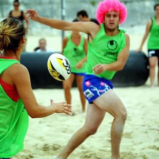 Beach Rugby Tour 2013
