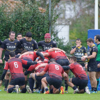 Espoirs - La Rochelle 16 - 17 Montpellier