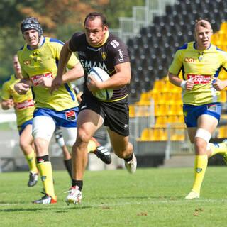 Espoirs - La Rochelle 37 - 22 Clermont