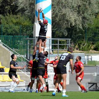 Espoirs - La Rochelle 37 - 27 Perpignan